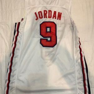 Michael Jordan 1992 USA Team Jersey Small
